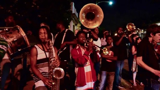 Jam Brass Band Nola